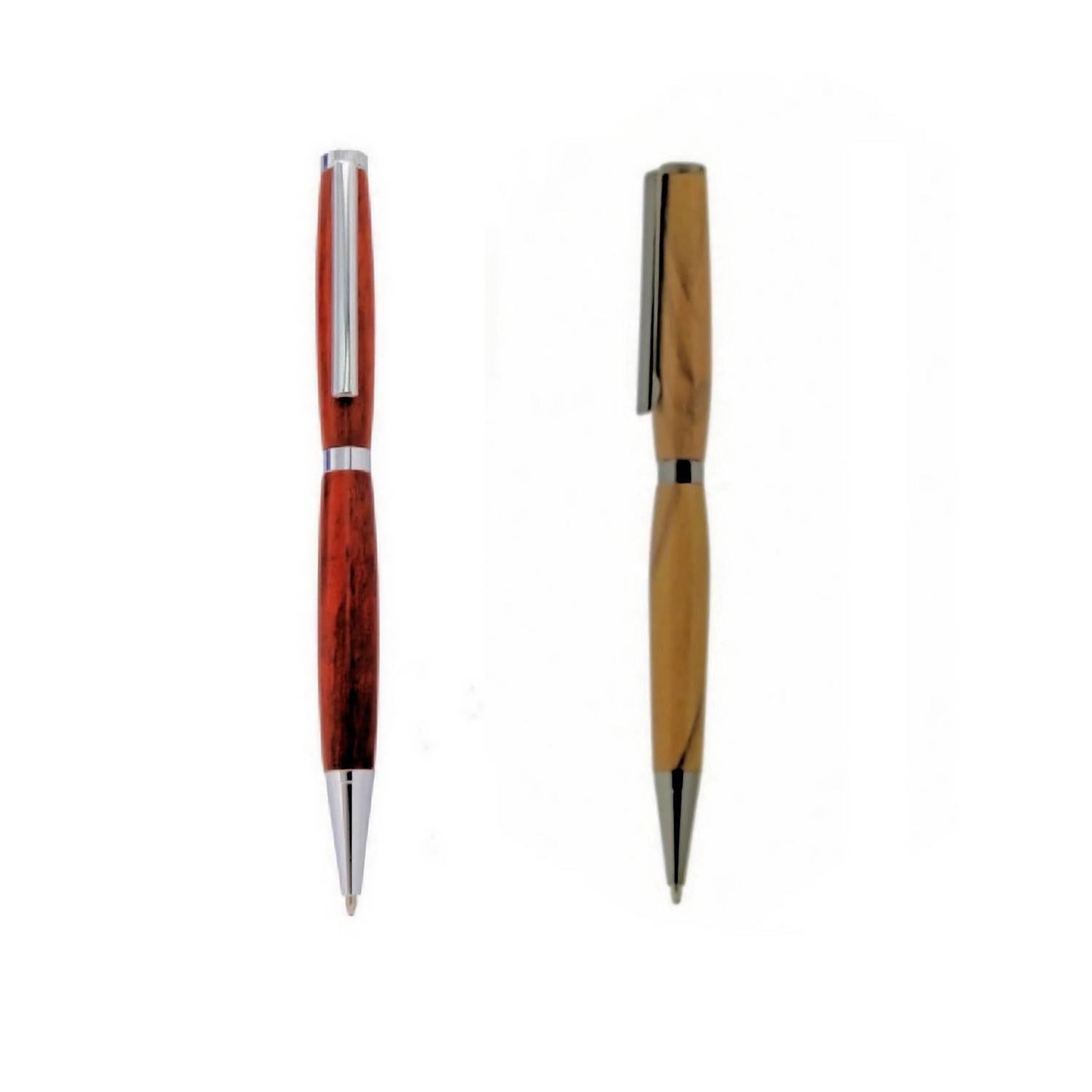 slimline twist pen kit