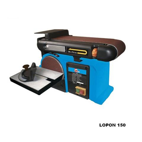 band-schijfschuurmachine-Leman-LOPON150